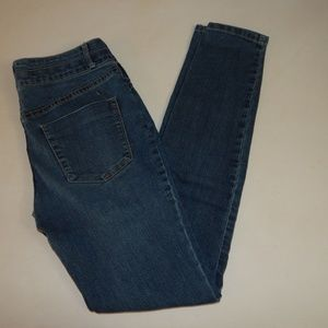 Mossimo Size 4 High Rise Skinny Jeans Pre-owned